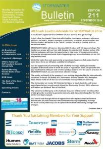 September 2014 Bulletin