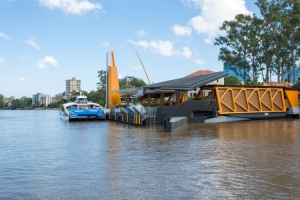 (EXTERNAL) Engineers Aust: Brisbane's Ferry Terminals - Surviving the Next Flood @ Hawken Auditorium, Engineering House | Spring Hill | Queensland | Australia